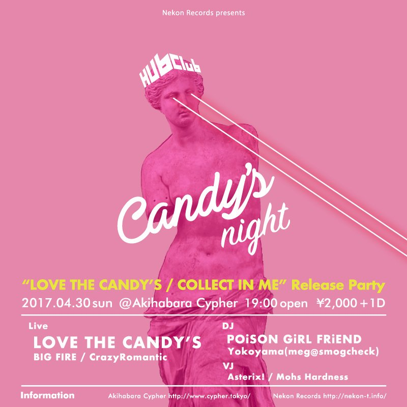 Hub Club / Candy's Night