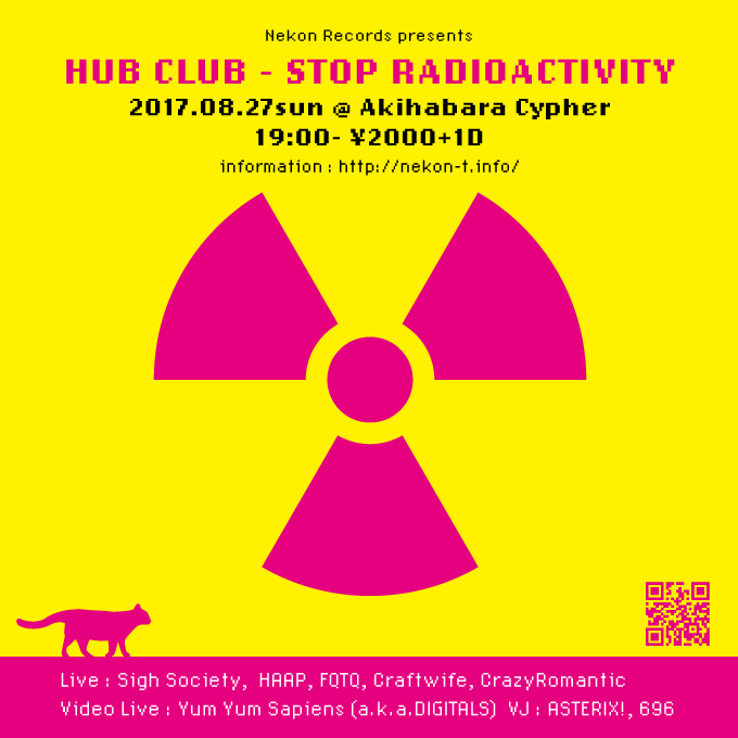 Hub club / Stop Radioactivity