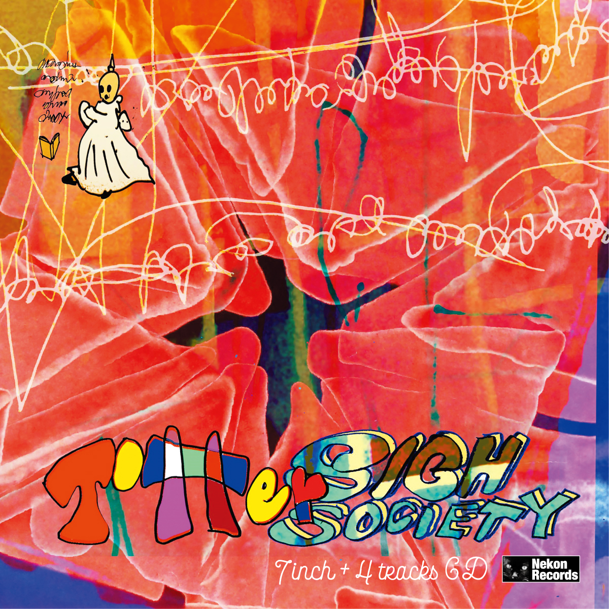 Sigh Society / Totter (feat. Inko) 7inch Edit