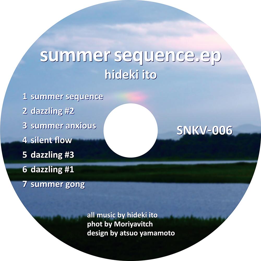 hideki ito / summer sequence.ep